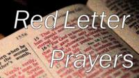 Red Letter Prayers